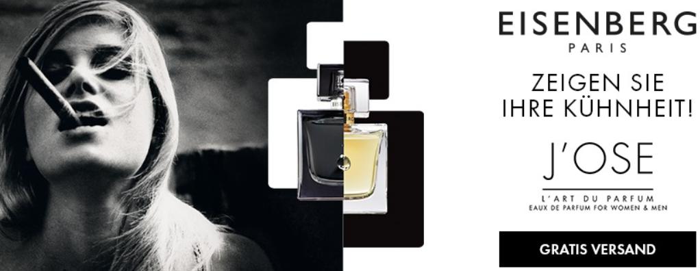 Sinnliche Parfums bei Notino mit Rabatt kaufen
