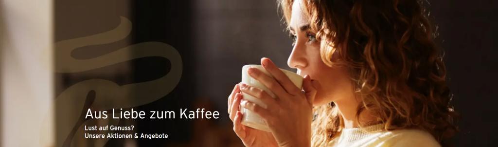 Tchibo Kaffee mit tollen Gutscheinen genießen
