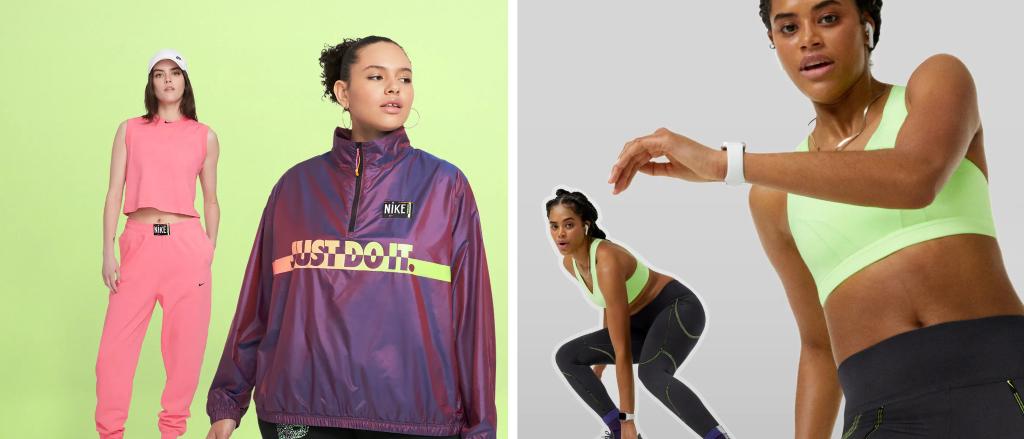 Mit Gutscheinen von Nike auf Damen Sportware sparen