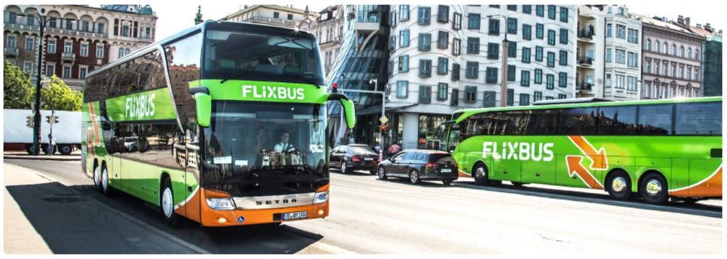 Flexibles Reisen mit dem FlixBus und einem Gutschein