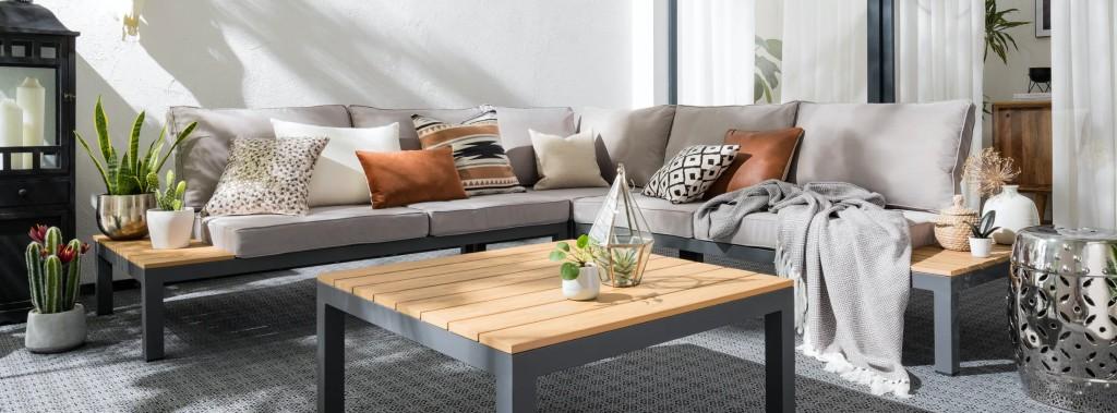 Bei Terrassenmöbeln mit Gutscheinen von home24 sparen